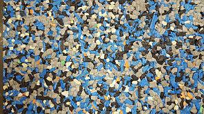 Маты из крошки пенополиэтилена 50м