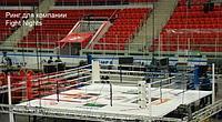 """Ринг """"Олимпийский"""" на помосте 8,1 х 8 х1 м по канатам 6,1 х 6,1 м ВЕРСИЯ AIBA, фото 1"""