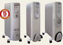 Электроконвекторы и электрорадиаторы