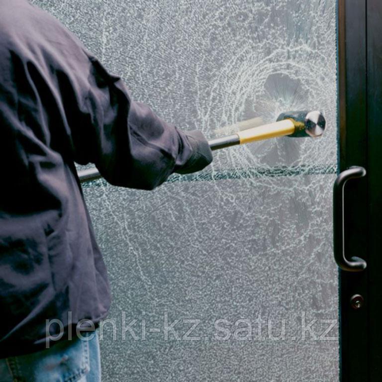 Укрепление стекол пленкой 4mill в Алматы