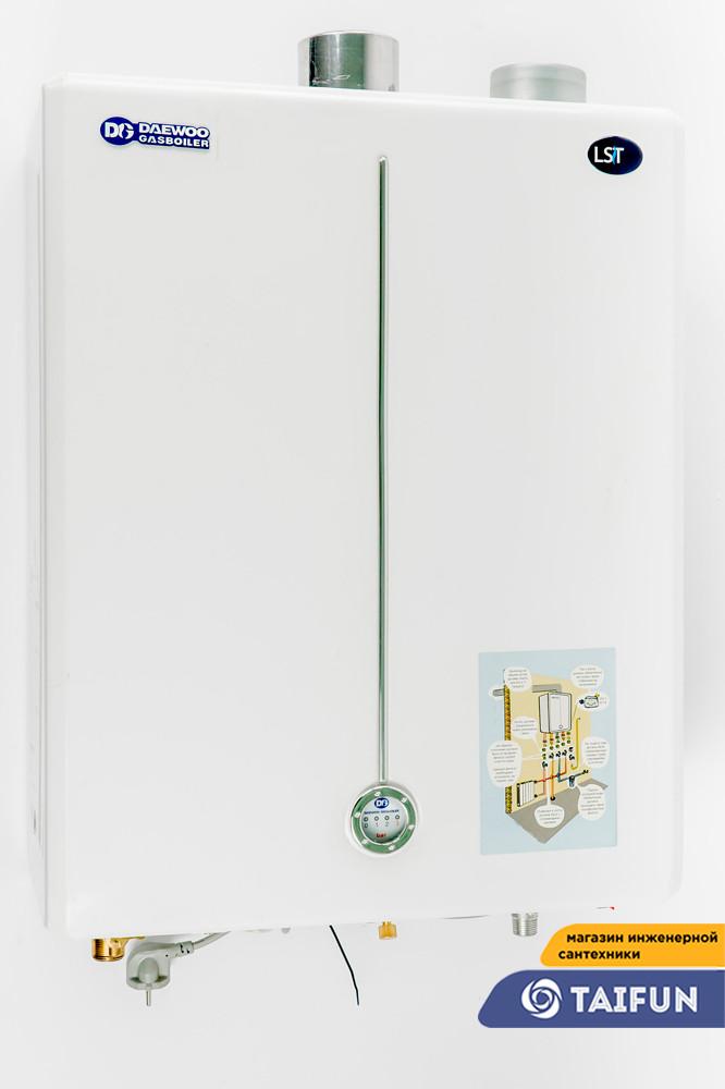 Настенный газовый котел DAEWOO DGB-100 MSC (100м2) 11.6 кв Газовый бойлер отопления - фото 2