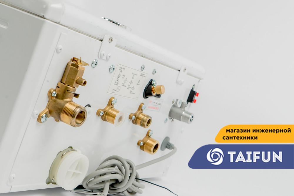 Настенный газовый котел DAEWOO DGB-100 MSC (100м2) 11.6 кв Газовый бойлер отопления - фото 5
