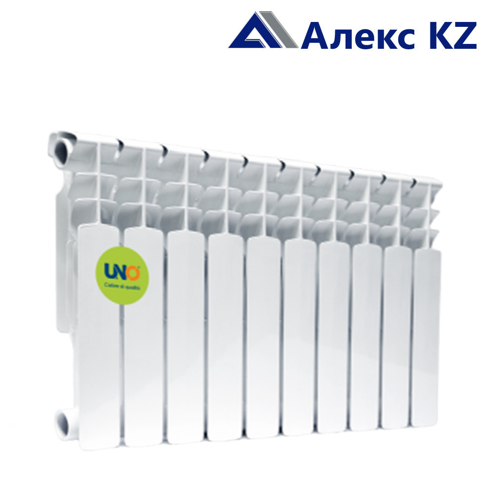 Радиатор ,биметаллический  Алюрад 350/80 (10 секций)