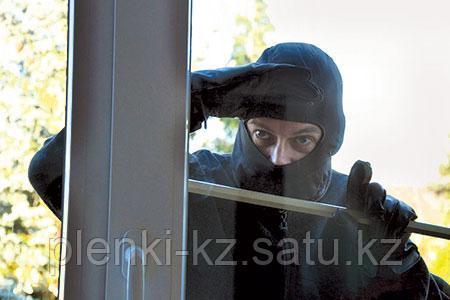 Укрепление стекол пленкой 7mill в Алматы (монтаж и пленка)