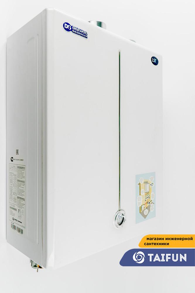 Настенный газовый котел DAEWOO DGB-200 MSC (200м2) 23.3 кв Газовый бойлер отопления - фото 1