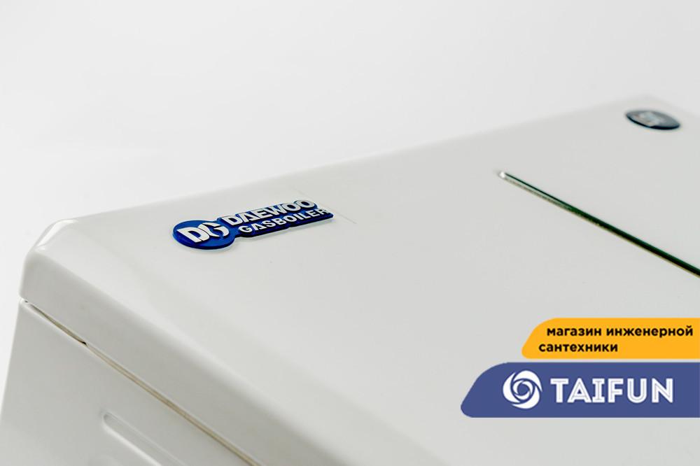 Настенный газовый котел DAEWOO DGB-200 MSC (200м2) 23.3 кв Газовый бойлер отопления - фото 3