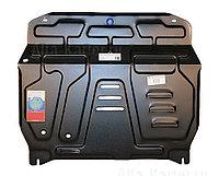 Защита картера двигателя и кпп на Audi 100 C4/Ауди 100 С4 , фото 1
