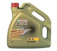 Моторное масло CASTROL EDGE 5W-30 LL 4литра, фото 1
