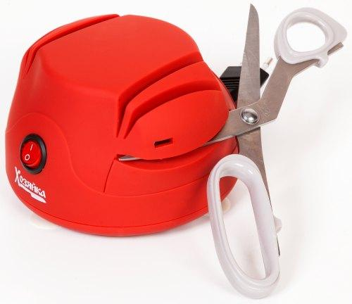 """SITITEK """"Хозяйка 40М"""" поможет вам заточить не только нож, но даже ножницы и отвертки"""