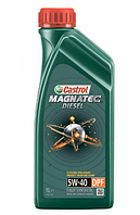 Моторное масло Castrol MAGNATEC Diesel 5W-40 1литр