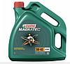 Моторное масло Castrol MAGNATEC 5W-40 A3/B4 4литра