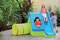 Детский игровой домик Keter Фунтик с горкой, фото 1