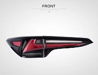 Задние альтернативные фонари на Toyota Fortuner 2016- Type 1, фото 1