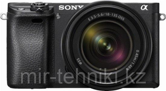 Фотоаппарат Sony Alpha A6500 kit Sony E 18-135mm f/3.5-5.6 OSS меню на русском языке