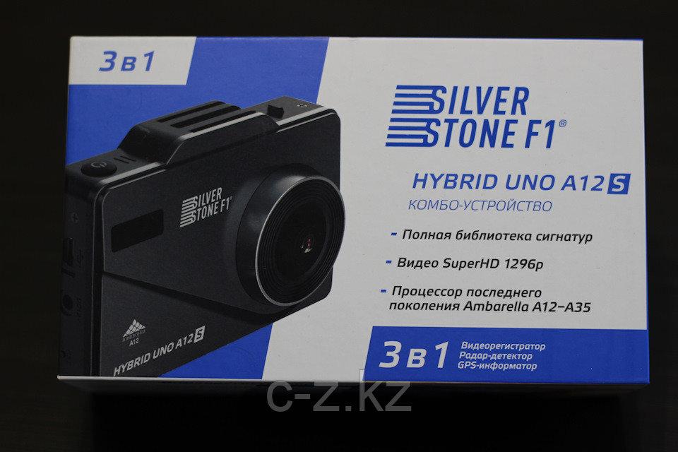 Комбо-устройство SilverStone F1 HYBRID UNO A12 S