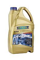 Трансмиссионная гидравлическая жидкость RAVENOL ATF JF405E Fluid suzuki ATF 3314, Hundai JWS3315 5L