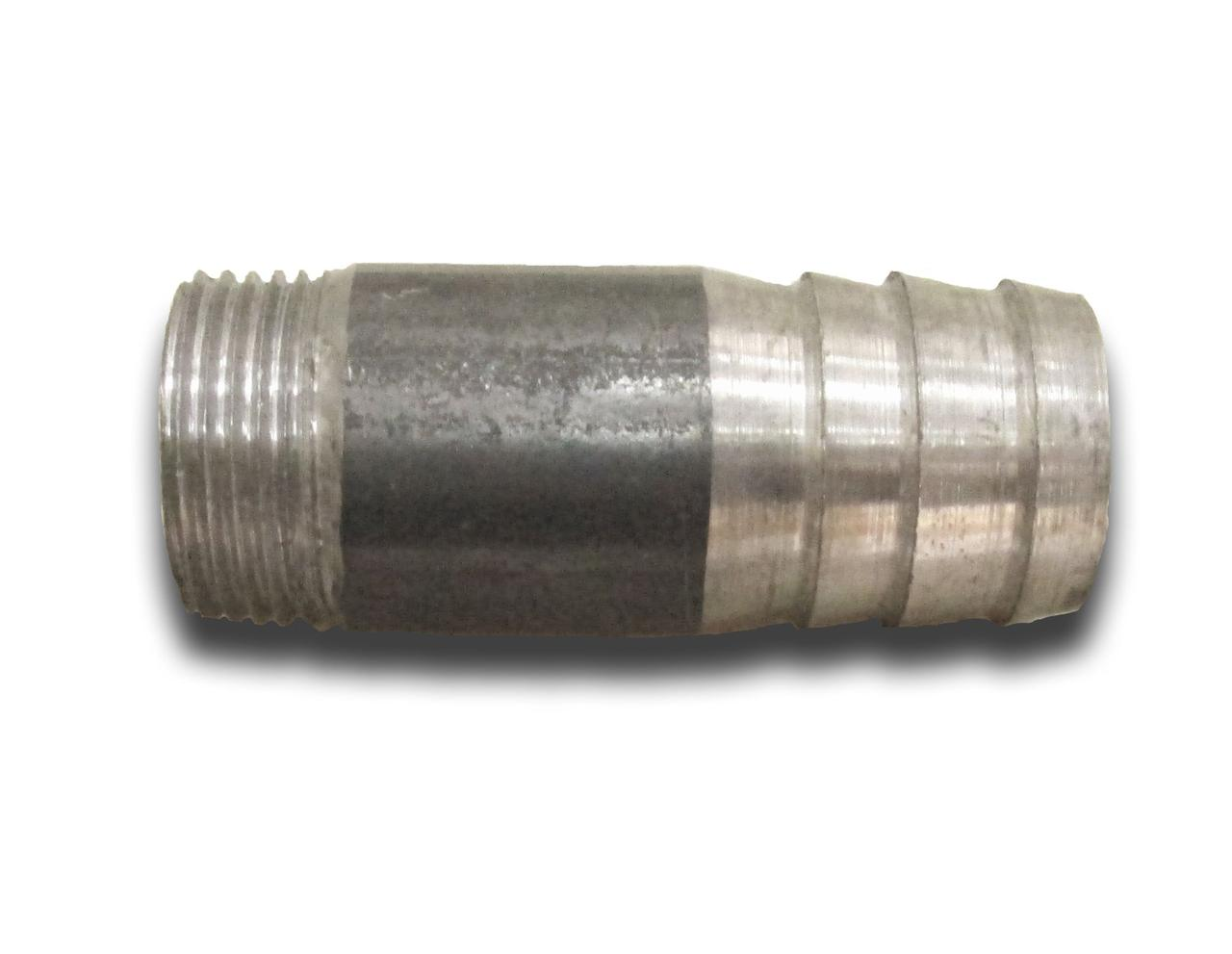 Ерш стальной DN50 (черный)