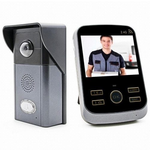 Видеодомофон беспроводной KIVOS 303
