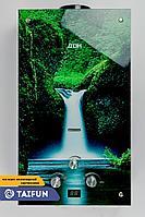 Газовая колонка  ДОН (JSD 20 - EWT Waterfall) - 10 л  ( Водопад ) Газовый проточный водонагреватель