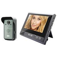 Видеодомофон беспроводной KIVOS 700, фото 1