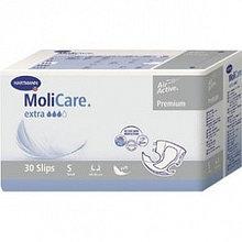 Подгузники для взрослых MoliCare Premium extra soft, S 30 шт