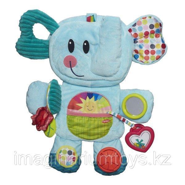 Развивающая игрушка для малышей «Слоник»