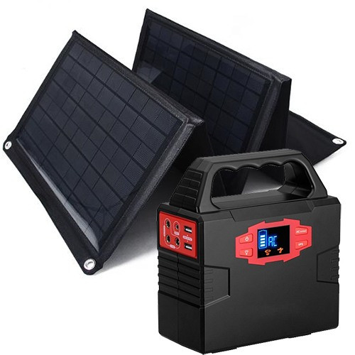 """Мобильный генератор на солнечной энергии """"Sun-Power P3"""""""