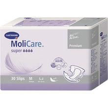 Подгузники для взрослых MoliCare Premium super soft, M 30 шт