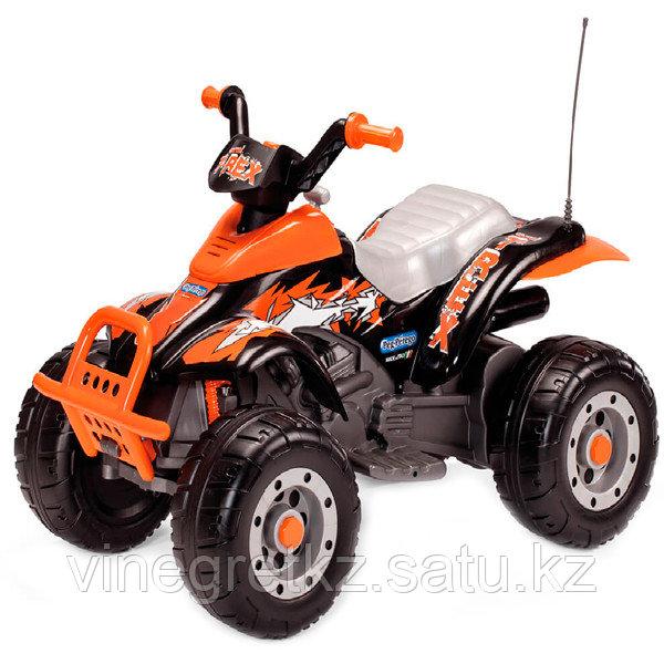 Детский электромобиль Peg-Perego Corral T-Rex (оранжевый)