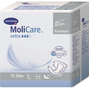 Подгузники для взрослых MoliCare Premium extra soft, S 10 шт, фото 2