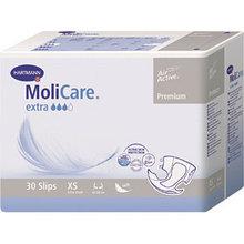 Подгузники для взрослых MoliCare Premium extra, XSmall 30 шт
