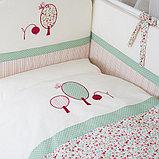 Постельное белье Perina Клюковка 6 предметов, фото 3