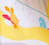 Постельное белье Perina Кроха Веселый кролик 7 предметов, фото 3