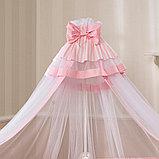 Постельное белье Perina Тиффани Неженка розовая 3 предмета, фото 3
