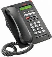 Avaya 1603SW-I BLK - IP телефон с коммутатором, Н.323, 700508258/700458524