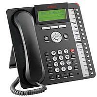 AVAYA 1616-I BLK C2 (700504843/700458540), IP-телефон, НОВЫЙ, фото 1