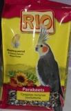 RIO Корм для средних попугаев в период линьки, 500г., фото 1