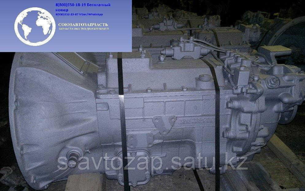 Коробка передач (ПАО Автодизель) для двигателя ЯМЗ 236П-1700004-40
