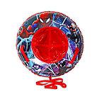 Тюбинг 1toy надувные сани Spider-Man, 85см (1toy: Marvel.  Тюбинг - надувные сани Spider-Man85см)