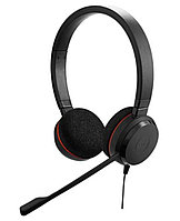 Jabra EVOLVE 20 MS Stereo (4999-823-109), Гарнитура, два динамика, USB разъем