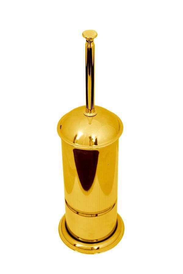 Ерш для туалета 9909 (золото)