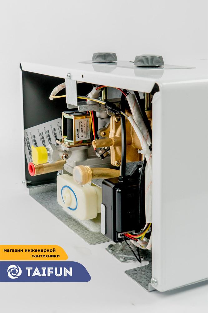 Газовая Колонка SUPERLUX 10L CF NG (20кВт) Газовый проточный водонагреватель - фото 2