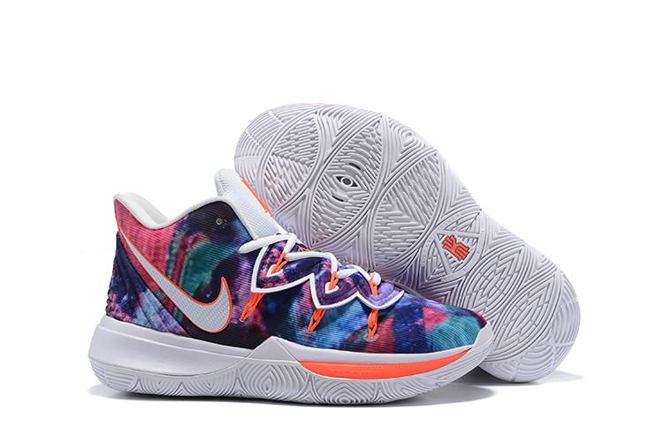 "Баскетбольные кроссовки Nike Kyrie (V) 5  "" Camo "" from Kyrie Irving"