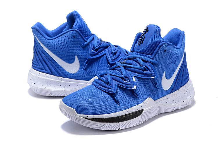 """Баскетбольные кроссовки Nike Kyrie (V) 5 """"Blue"""" from Kyrie Irving"""