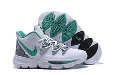"Баскетбольные кроссовки Nike Kyrie (V) 5 "" White/Green"" from Kyrie Irving , фото 2"