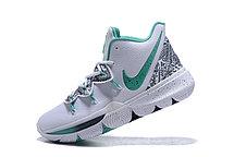"Баскетбольные кроссовки Nike Kyrie (V) 5 "" White/Green"" from Kyrie Irving , фото 3"