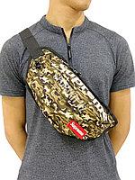 Бананка (сумка на пояс, поясная сумка) с бесплатной доставкой, фото 1