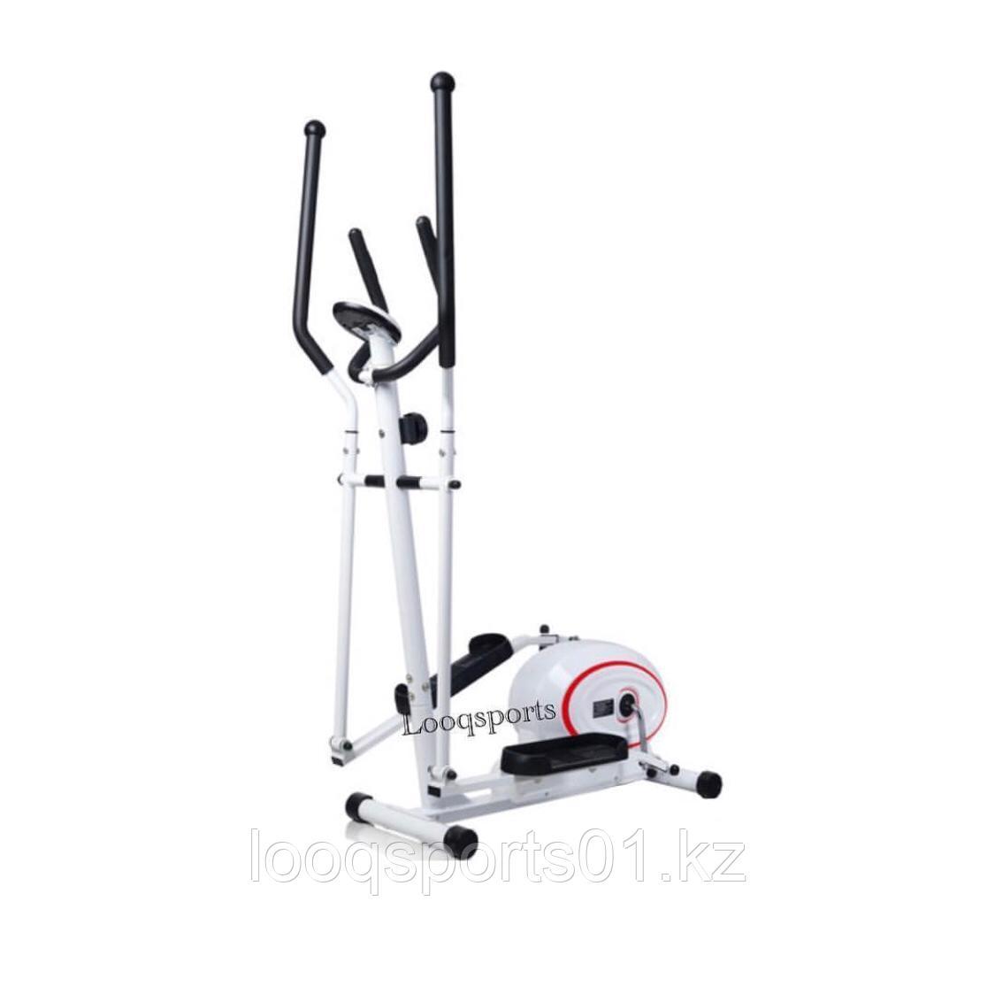 Эллиптический (лыжный) тренажер до 100 кг