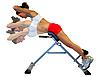 Гиперэкстензия складная для мышц cкамья для спины СВ-2626 до 110 кг., фото 6