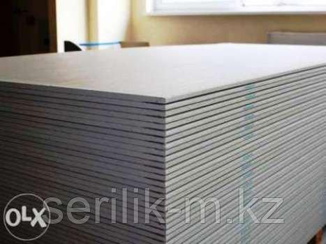 """ГКЛ """"Жамбыл"""" 12,5 мм 2500*1200 мм Гипсокартоны потолочный , фото 2"""